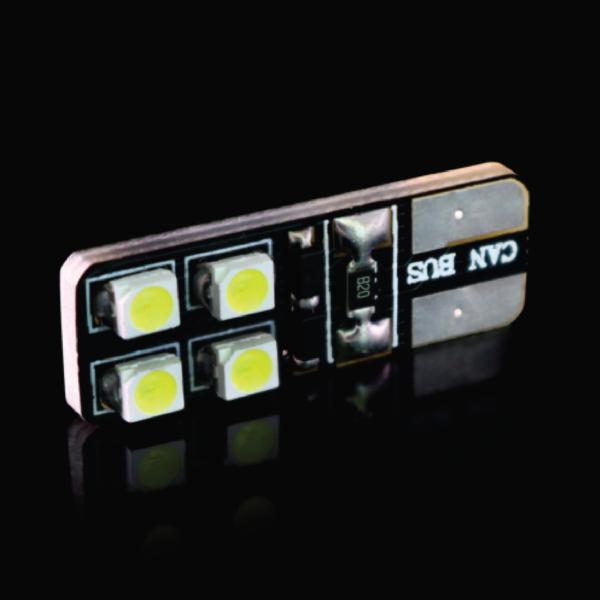 2835 LED CANBUS T10 W5W Bulbs