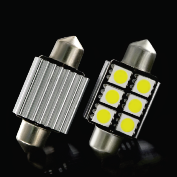 5050 LED CANBUS Auto Dome Light Festoon Light