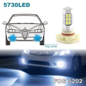 LED Fog Lights Bulbs