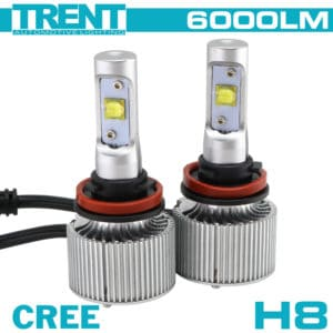 Automotive CREE LED Headlight Replacement Bulb China Manufacturers Factory Price