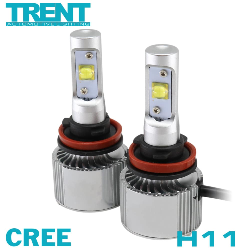 Gh6 H11 Cree Automotive Led Headlamp Aftermarket Supplier