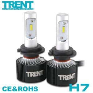 H7 Automotive LED Headlamp IP67 Fog Light Bulb