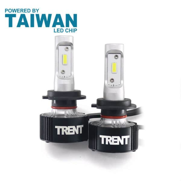 Brightest LED headlights