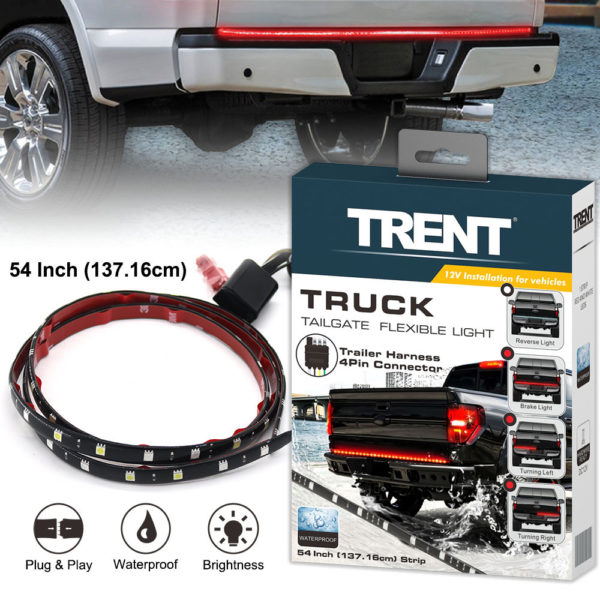 Truck Tailgate Light Strip