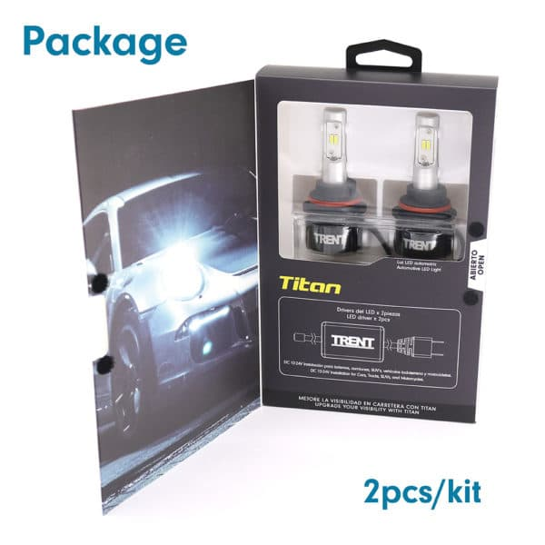 Auto Headlight Replacement Bulb
