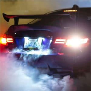 Car LED signal bulbs