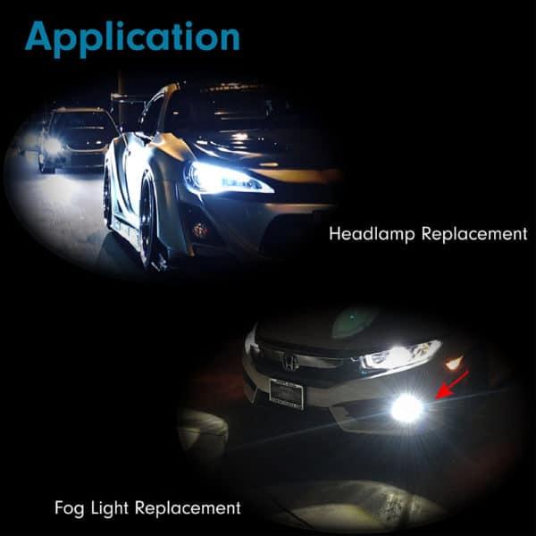 Super Bright Headlamp kits