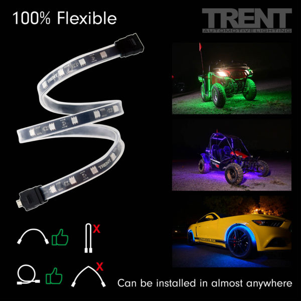 LED Underbody Light Strip RGB