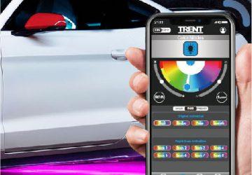 App Bluetooth smart light led