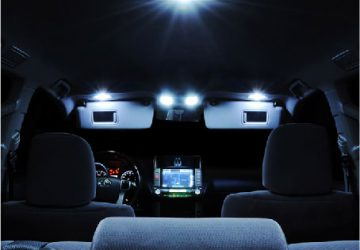 LED interior car lights